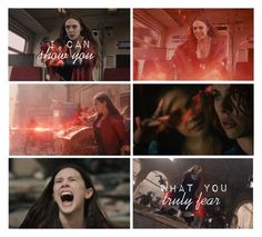 """""""Wanda Maximoff"""" by saffire9975 ❤ liked on Polyvore"""