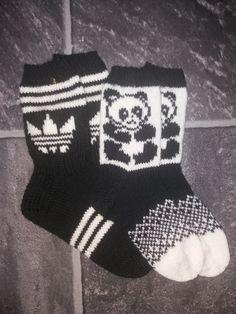 Knitting Socks, Handmade, Knit Socks, Hand Made, Handarbeit