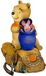 Winnie The Pooh And Piglet Animated Talking Telephone