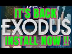 EXODUS IS BACK !! Donwload NOW on KODI 17.3 (2017)