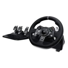 The definitive sim racing wheel for Xbox One and PC. Driving Force is designed for the latest racing game titles for your Xbox One console, plus select Xbox One Black, Fitness Armband, Xbox One Pc, Xbox One Console, Driving Force, Racing Wheel, Leather, Accessories, Bluetooth Speakers