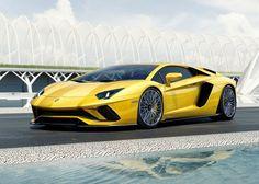''2017 Lamborghini Aventador S '' 2017 Véhicules concept,  Nouvelles voitures Pour 2017