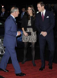 duchesse Catherine de Cambridge et duc William de Cambridge