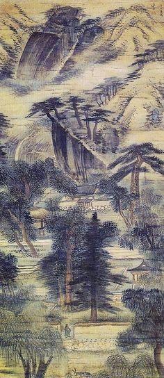 The Real Landscape Painting  청풍계(장동8경 ) 1739 간송이술관
