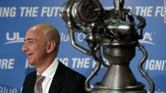 Jeff Bezos's Blue Origin fires up its game-changing rocket engine