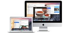 Apple has unveiled its latest version of desktop Operating system, Mac OS X Yosemite. Anyone having a Mac can download and install a preview version of the software.