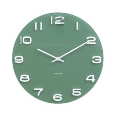 Weekly sales of unseen design and decoration brands at exclusive discounts. Silver Wall Clock, Black Clocks, Pressed Metal, Tabletop Clocks, Metal Walls, Round Glass, Decorative Pillows, Contemporary, Vintage