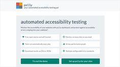 自動でアクセシビリティのチェックを行うオープンソースツールpa11y via Pocket http://ift.tt/1ZIptdc