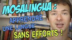Comment apprendre l'ANGLAIS, l'espagnol, l'allemand et d'autres langues SANS efforts avec MOSALINGUA. #olivier_roland #mosalingua #langue : https://www.youtube.com/watch?v=MZ7vnSvOEQo ;)