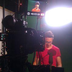 Shooting videos with Evan for dough! http://dough.com #doughtrading #tastytrade