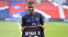 Neymar: PSG Clears $261m To Barcelona http://ift.tt/2vWlGob