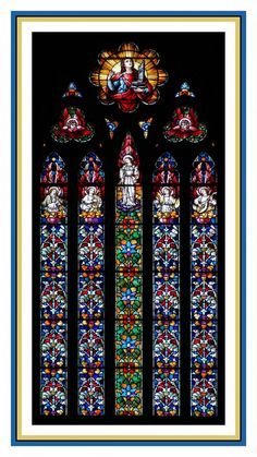 Gallery of Stained Glass Art - Premiere Collection