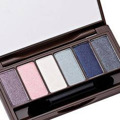 NATURE REPUBLIC, Smoky Holiday Palette #1 Cool Smoky Eye shadow アイシャドウ パレット by NATURE REPUBLIC | KollectionK