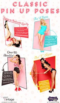 How to Pose Like a Pin Up: Tips & Tricks for the Perfect Pin Up Pose