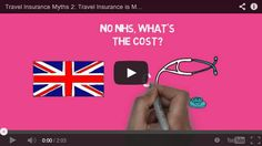 It's a common myth that travel insurance is more expensive the further away you travel, find out why this isn't the case.