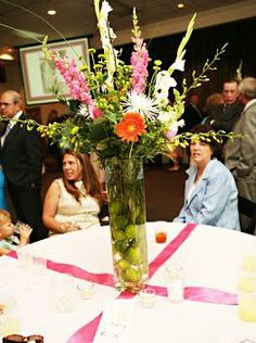 Wedding Color Scheme Rocky Mount, NC The Flower Garden Elm City, NC