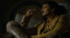 Pedro Pascal as Oberyn Martell, Game of Thrones Valar Dohaeris, Valar Morghulis, Pedro Pascal, Hbo Series, Sansa, Having A Crush, Winter Is Coming, American Actors, Game Of Thrones