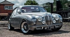 Ian Callum's Restomod Jaguar Mark 2 to Enter Production, But You Probably Can't Afford It