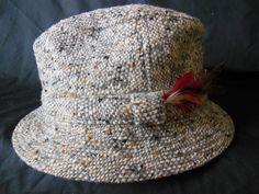J. Press Wool Tweed Walking Hats -- Made in England Hat Making 0704109bad17
