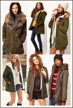 Fashion Imágenes 145 Home Verde Abrigoparka De Mejores Beauty 5XXqw8z