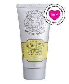 Best Hand Cream No. 2: Le Couvent des Minimes Honey Nourishing Hand Cream, $15