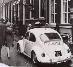 Politie VW Käfer