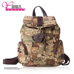 Factory direct fashion Korean Ladies backpack 2013 Chinese promotional gifts the students' popular travel backpack free postage-in Backpacks...