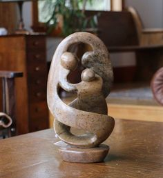 Original African Shona Stone Sculptures - Fair Trade Gifts Handmade in Africa - Swahili Modern - 1