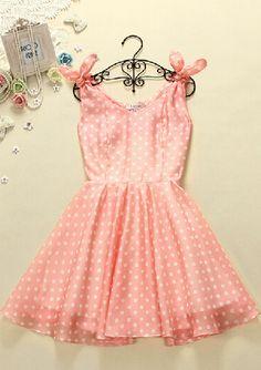Printed sleeveless vest dress