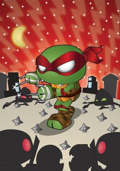 Raph by fallen1502.deviantart.com on @deviantART