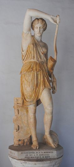 Wounded Amazon. Hall of the Gaul, Palazzo Nuovo, Musei Capitolini,