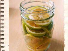 風邪予防 柚子やカボス、スダチの蜂蜜漬けの画像
