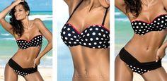 Bikini Estrela do Mar Preto