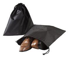 c62e4657c8f Compactor Jet - Set de 2 bolsas para guardar zapatos