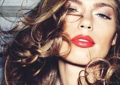 Loving the lip colour