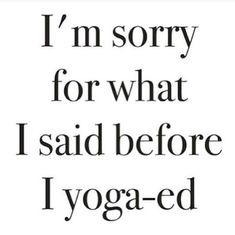 (Images) 40 Yoga Picture Quotes That Will Inspire Your