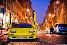 Lamborghini Diablo, via Flickr.