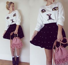 I dunno I feel like you'd look super cute in this :D