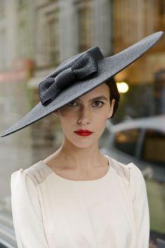 e33f4263e3378a Misez sur l'élégance avec ce chapeau gardian en paille.: Millinery Hats,