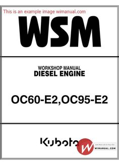Kubota oc60 oc80 oc95 diesel engines workshop manual 9y011 00923 kubota diesel engine oc60 e2 oc95 e2 workshop manual 2 pdf download this manual has fandeluxe Image collections