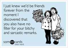 This is exactly why I've been friends with some people for almost 30 years!