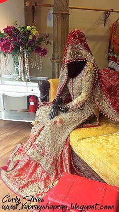 Bridal by Umsha by Uzma Babar