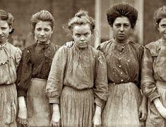 Lowell Mill Girls | The Lowell Mill Girls: Truly Striking Women - Home