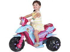 Moto Elétrica Infantil Snow Fantasy - Biemme com as melhores condições você encontra no Magazine Siarra. Confira!