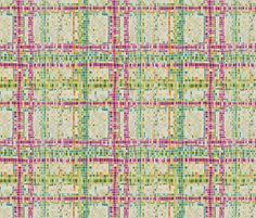 stellata weave fabric by scrummy on Spoonflower - custom fabric