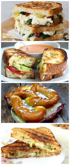 We have the best grilled cheese recipes for you!