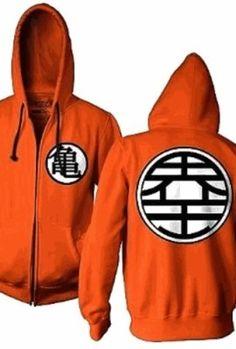 Dragon-Ball-Z-Kame-Symbol-Orange-Zip-Up-Adult-Hoodie-Sweatshirt-Adult-Large-0  Dragon Ball Z Merchandise