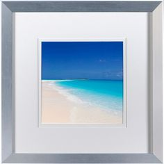 I pinned this Oceanview I from the Barclay Butera Wall Art event at Joss & Main!