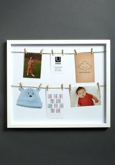 Frame of Preference Shadow Box, #ModCloth $34.99   Would be cool with some of my ephemora and pictures from Europe.