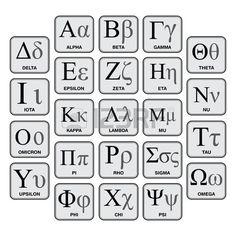 23190807-görög-ábécé-és-szimbólumok.jpg (450×450)